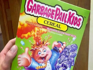 Garbage Pail Kids Cereal