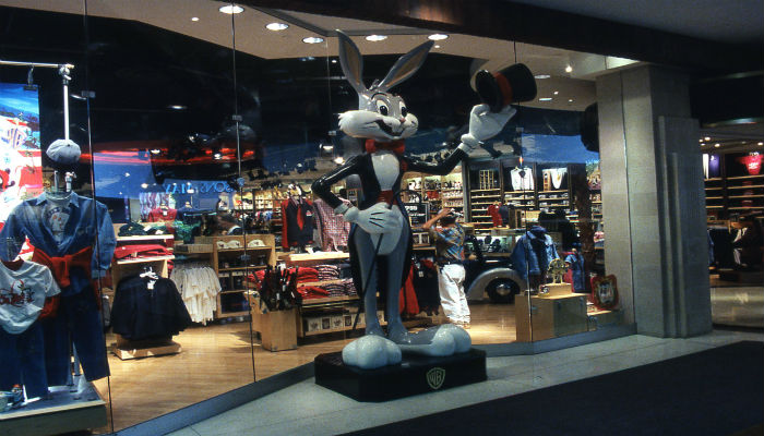 Warner Brothers Store