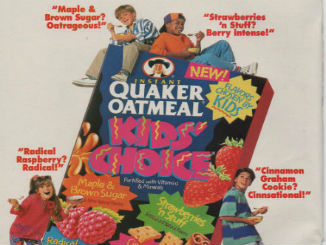 Kids Choice Oatmeal