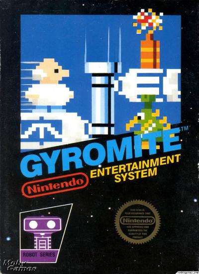 gyromite box art