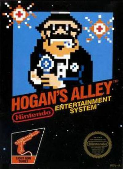 NES Hogan's Alley