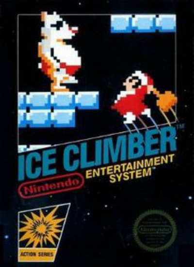 Ice Climber Box Art