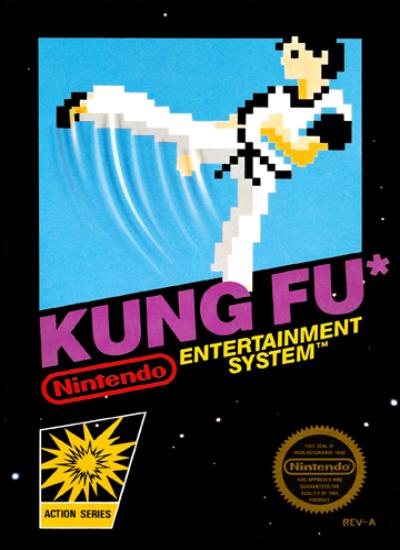 Kung-Fu Box Art
