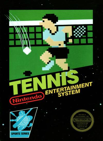 NES Tennis