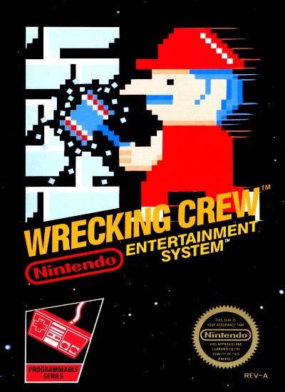NES Wrecking Crew