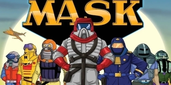 MASK Cartoons