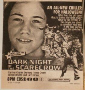 Dark Night of the Scarecrow TV