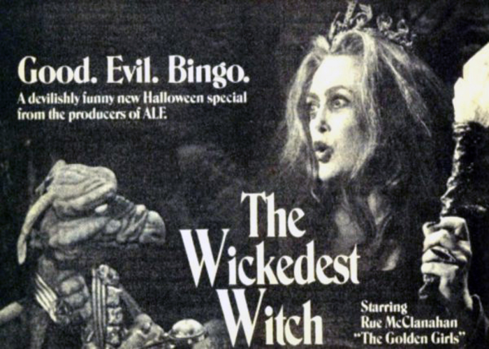 Wickedest Witch Halloween Special