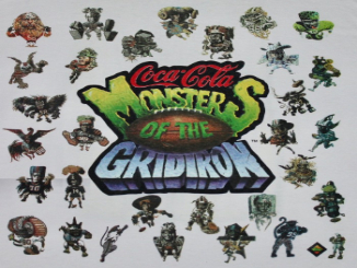 Monsters of the Grid Iron
