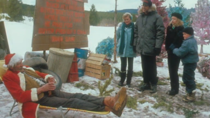 Christmas Vacation 47 Differences Between The Film And Script The Retro Network