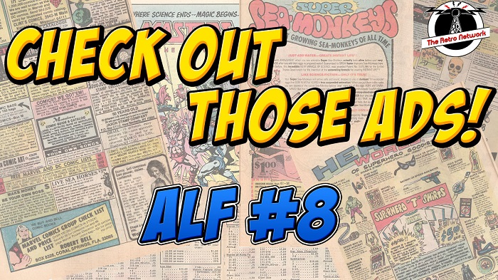 Check Out those ads from Alf #8