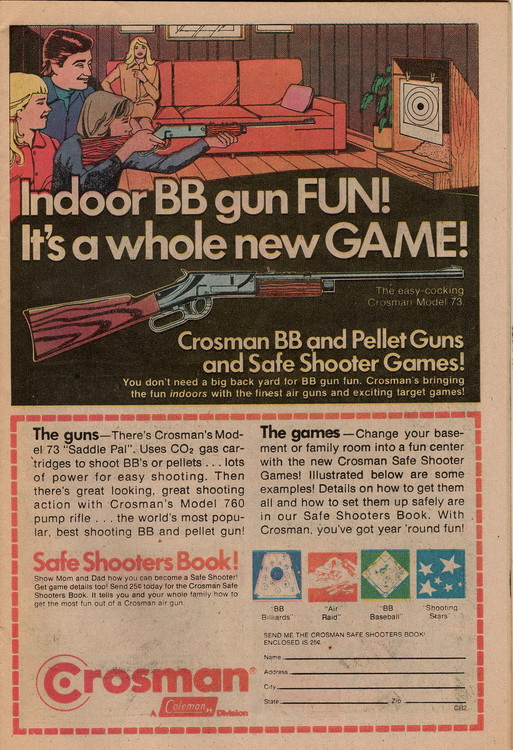 The Flash 256 BB Gun