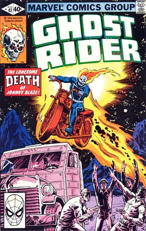 Ghost_Rider #42 Cover