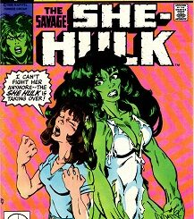 Savage She-Hulk Cover Featured Image