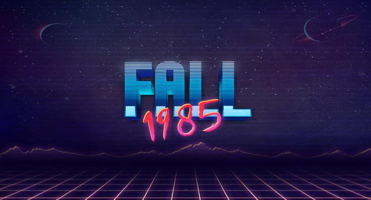 Fall movies 1985