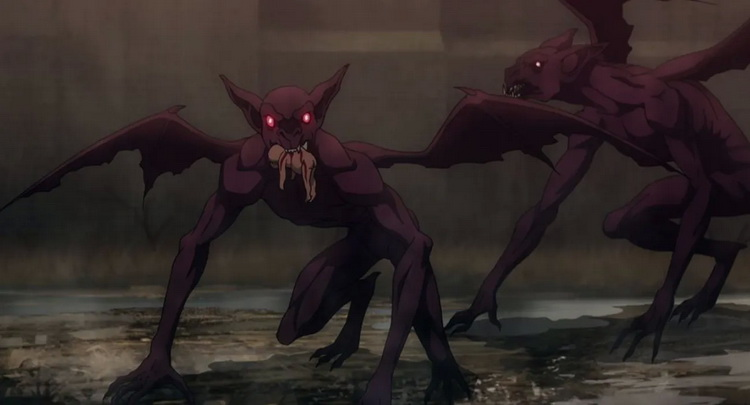 Castlevania NightCreatures