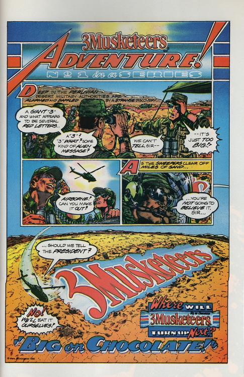 Adventures of Superman 475 3 Musketeers